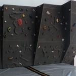 Gdańsk Westerplatte JW 2305 realizacja ścianki wspinaczkowej Art Rocher