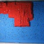 Hala Widowiskowo Sportowa w Karlinie ściana wspinaczkowa realizacji Art Rocher