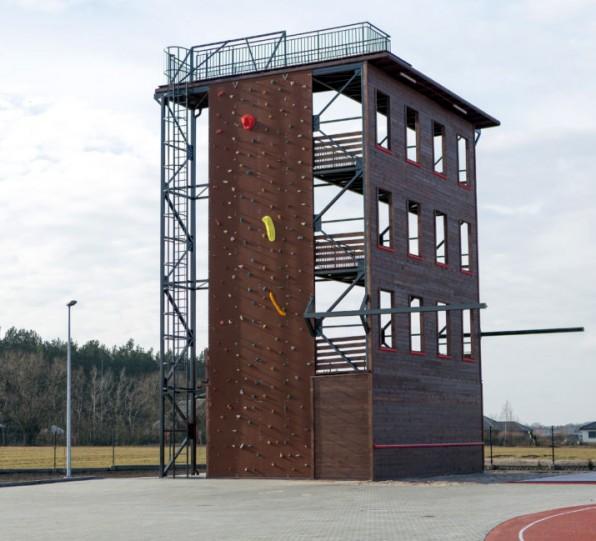 Ośrodka Szkolenia Komendy Wojewódzkiej Państwowej Straży Pożarnej