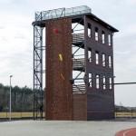 Łubianka ściana wspinaczkowa 1